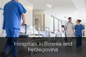 Hospitals in Bosnia and herzegovina