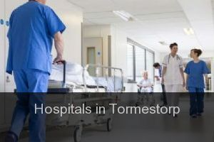 Hospitals in Tormestorp