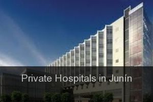 Private Hospitals in Junín
