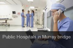 Public Hospitals in Murray bridge (City)