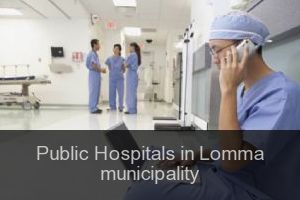 Public Hospitals in Lomma municipality